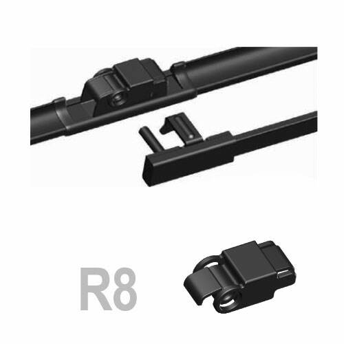 AP Aero Flat Wiper Blades Instructions