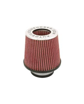 Twin Cone Performance Air Filter Red