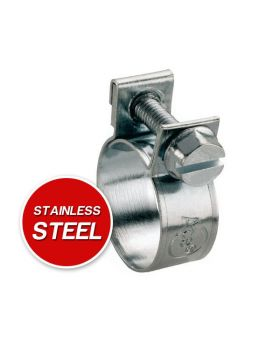Stainless Steel Mini Clips 9mm-11mm