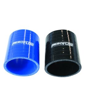 "22mm (0.85"") - Blue Silicone Coupling Hose 75mm Length - Aeroflow"