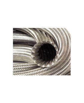 Stainless Steel OverBraid Braided Hose Cover 6mm - 15mm