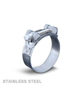 92mm-97mm Aeroflow Stainless Steel T-Bolt Clamp