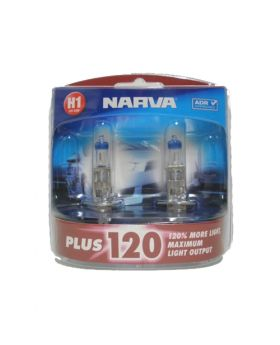 H7 Narva 12v 120 Plus Blister 48366BL2