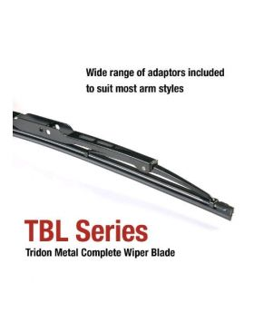 "12"" Tridon Frame Wiper Blade Single TFB 12"