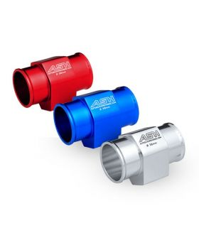 Alloy Water Sensor Adaptor - OD 28mm / 30mm / 32mm / 34mm / 36mm / 38mm / 40mm - Blue - Red - Silver - Black