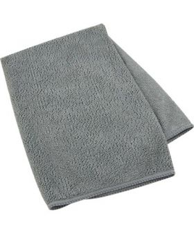 AP Microfibre Cleaning Cloth Towel - Grey