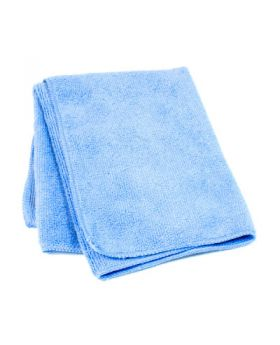 Kent Microfibre Cleaning Cloth Towel - Light Blue