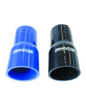 "19>13mm (1/(2"") ID- Blue Silicone Hose Straight Reducer - ID"