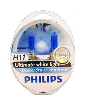 H11 Philips Diamond Vision