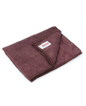 AP Microfibre Cleaning Cloth Towel - Brown