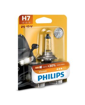 Philips Vision H7 (Single Blister)