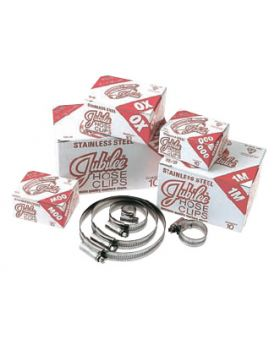 Jubilee Hose Clip - Stainless Steel - OX - 16mm-22mm
