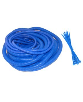 Engine Dressing Conduit Mixed Size Kit - Blue