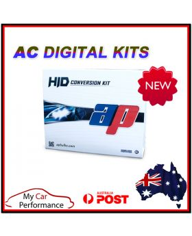H4 Bixenon 4300K 35W HID Conversion Kit