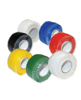Silicone Repair Tape Self Fusing - 3 Metre - White